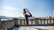 Rooftop Yoga in Prague? We Know Where!