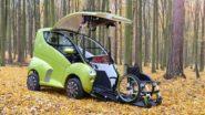 Czech Businessman Designed a Car For Disabled Drivers