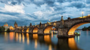 Charles Bridge Construction Started 663Years Ago Today
