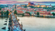 While Tourism Plummeted this Year, More Czechs Visited Prague