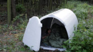 These Czech Emergency Igloo Shelters Are Helping Homeless People