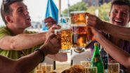 Czechs Second Biggest-Drinkers in EU