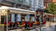 Prague to Change Rules Concerning Restaurant Front Gardens