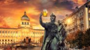 Thousands of Pubs Participate in Czech Beer Festival to Celebrate St. Wenceslas