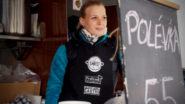 Pop-Up Charity Soup Truck in Anděl Next Week