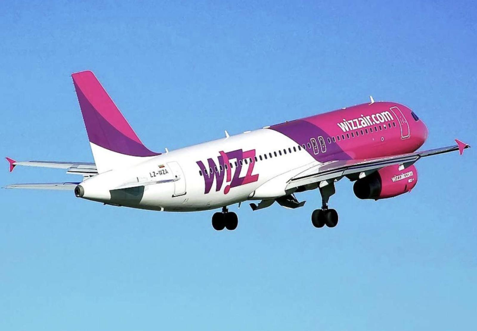 Wizz Air Cancels Prague London Luton Flights