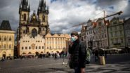 Czech Republic Tops Record Infection Surge in the Whole Europe