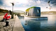 The Czech First-Ever 3D-Printed House Will Appear Along Vltava River