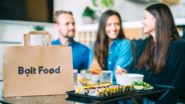Bolt Food Launches in Prague