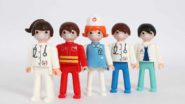 Czech Toymaker Equips Plastic Figures With Masks to Help Medics