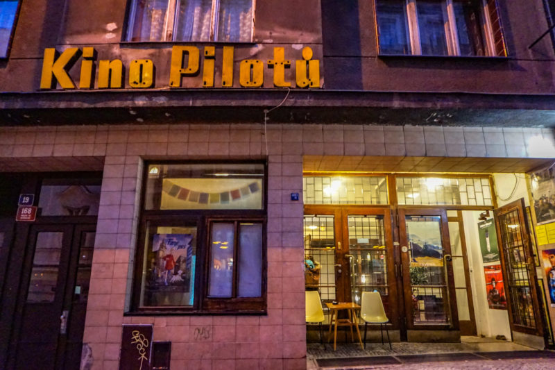 Kino Pilotu Prague