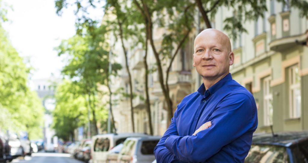 CEO Hendrick Meyer of Bezrealityky.cz