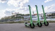 Bolt to Begin Renting Electric Scooters in Olomouc