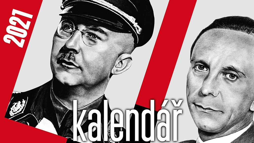 Czech Publisher Produces 'Personalities of the Third Reich' 2021