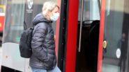 Mandatory Wearing of Face Masks on Public Transport to End on July 1st