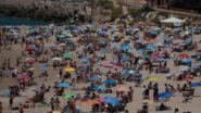 Spanish Beaches Reopen After Three Months