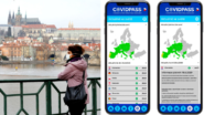 Prague-Based Company Launches App to Give Proof You're Covid-Free