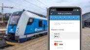 """České Dráhy Release New Version of """"My Train""""App"""