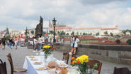 Tuesday, June 30: Join This 515 Meters Long Dining Table on Charles Bridge!