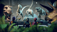 Dinosaurs to Come to Life in a New Interactive Experience at POP Outlet
