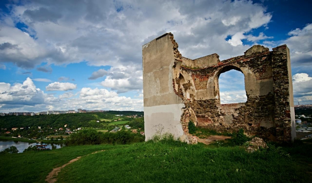 Ruins of Baba