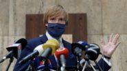 Czech Health Minister Vojtěch Resigns