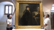 Rembrandt's Works Together at the National Gallery