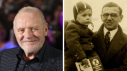 Anthony Hopkins to Play Sir Nicholas Winton in New Holocaust Film