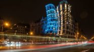 Czech Landmarks Light Up in United Nations Blue on 75th Anniversary
