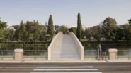 Official: New Footbridge Linking Holešovice and Karlín to be Ready in 2022