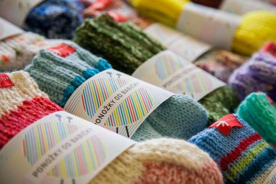 socks from grandma