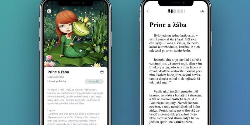 readmio app czech