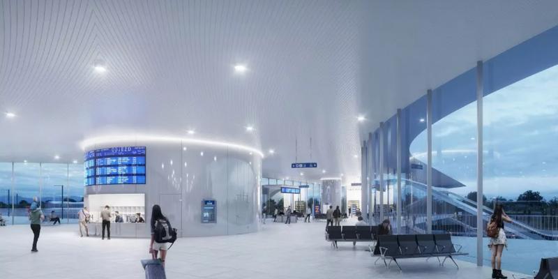 prague east Terminal