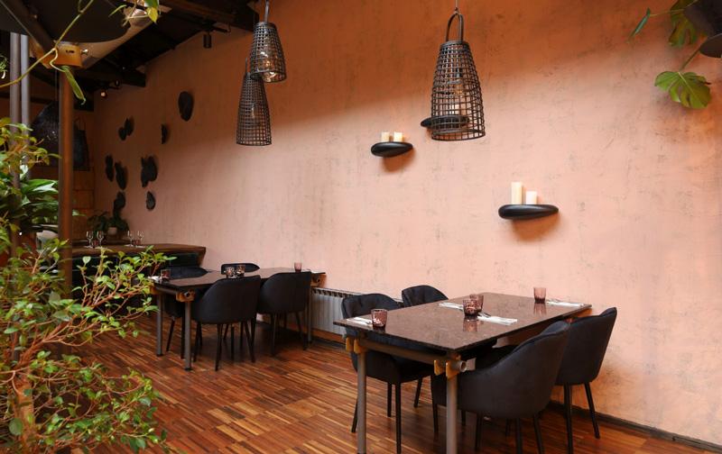Pru58 prague restaurant