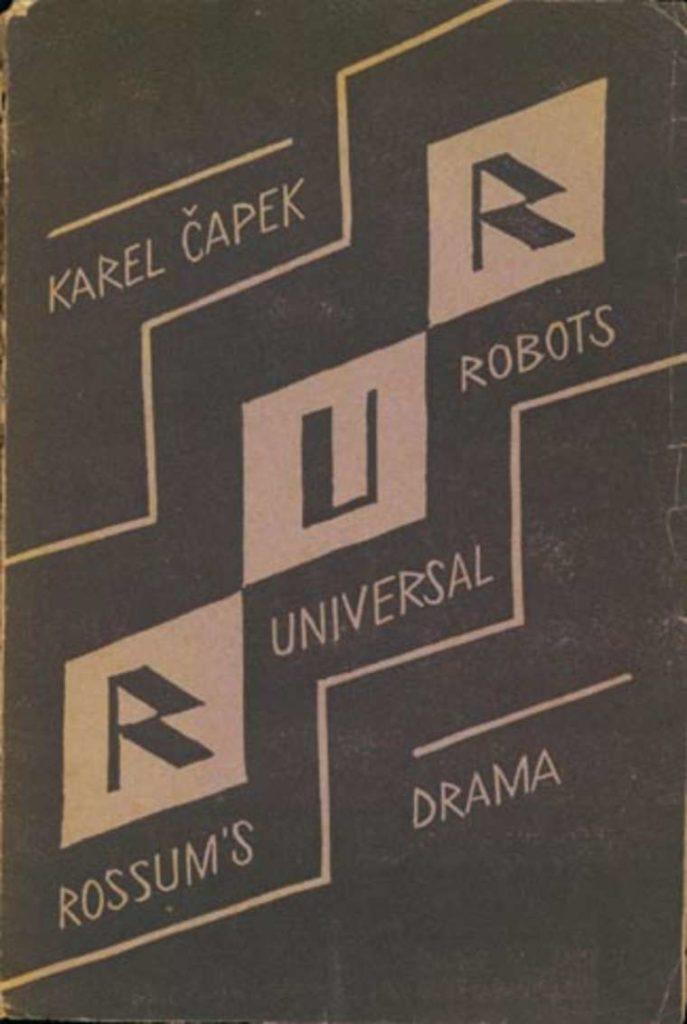 capek word robot