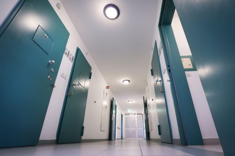 germany covid jail