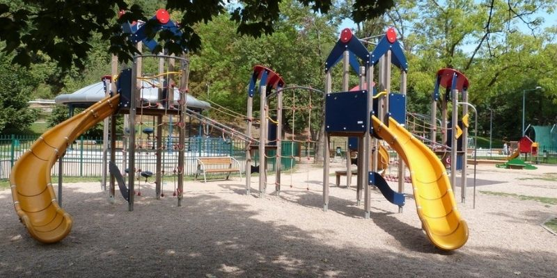 Dětské hřiště Folimanka