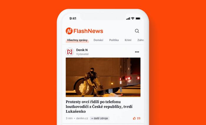 flashnews prague morning